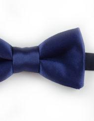 Papillon Blu Navy - Papillon Italiano handmade - made in italy - moda uomo - shop online - fatto a mano 0076