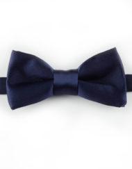 Papillon Blu Scuro - Papillon Italiano handmade - made in italy - moda uomo - shop online - fatto a mano 0077 1